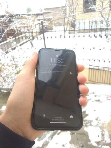 Электроника - Губали: Б/У iPhone X 64 ГБ Черный