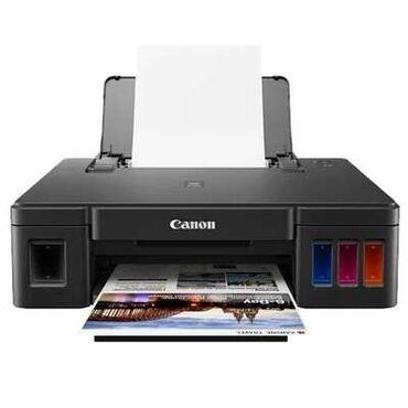 Цветной принтер Canon G1410 с заводской доноркой / СНПЧСостояние