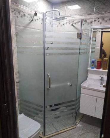 Duş kabin ara kesmeler hazirlanir sifarişle istenilen ölçüde