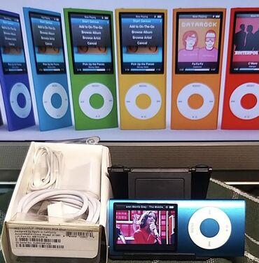 apple ipod 8gb в Кыргызстан: Кисти real technique, оригинал apple iPod, оригинал Iwatch 1,духи
