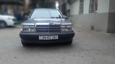 Mercedes-Benz 190 2 l. 1992 | 240000 km