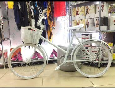 """Велосипед """"Школьник """" покрашен в стиле ретро отлично подойдет для"""