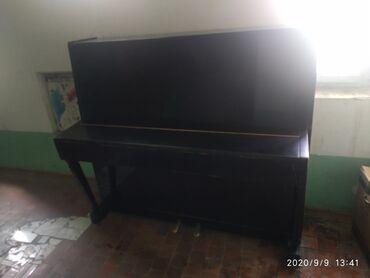 Пианино, фортепиано - Бишкек: Продаю пианино Беларусь, в хорошем состоянии. Некоторые клавиши