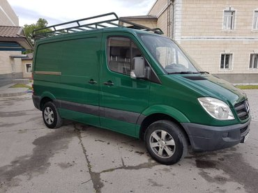 Mercedes-Benz Sprinter 2008 год 2.2 объем автомат! Свежепригнан! в Бишкек
