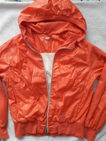 Jakna postavljena jesenja - Srbija: Prolečno-jesenja jakna kao šuškavac za devojčice uzrasta 10-11