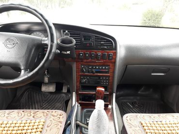 Ssangyong Musso 2002 в Бишкек