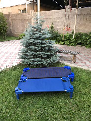 usaq ucun iki mertebeli kravat в Кыргызстан: Продаю детский кровать 8 шт