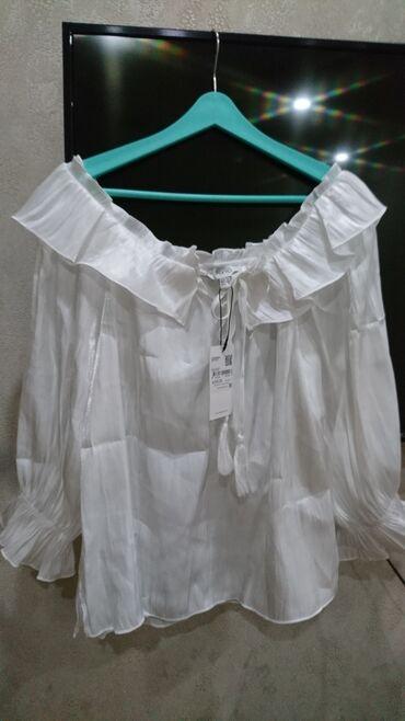 женские кардиганы травка в Азербайджан: Женская блузка пошивТурция новая бренд Ipekyol