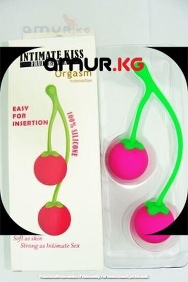 cherry 2010 в Кыргызстан: Вагинальные шарики Cherry секс игрушки для мастурбации интим товары