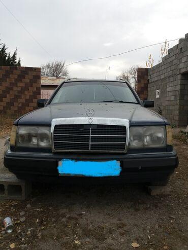 купить двигатель мерседес 124 2 5 дизель в Кыргызстан: Mercedes-Benz W124 2.3 л. 1991