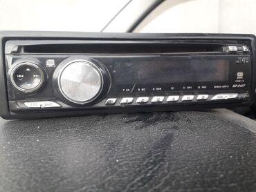 Автомагнитола JVC MP3, требуется мелкий ремонт