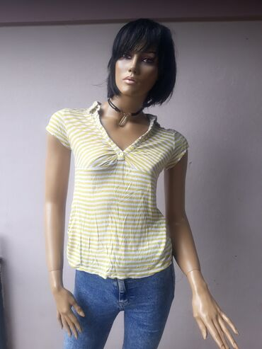 Ženska odeća | Prokuplje: Pamučna majica bez ostecenja Veličina SPogledajte i ostale moje oglase