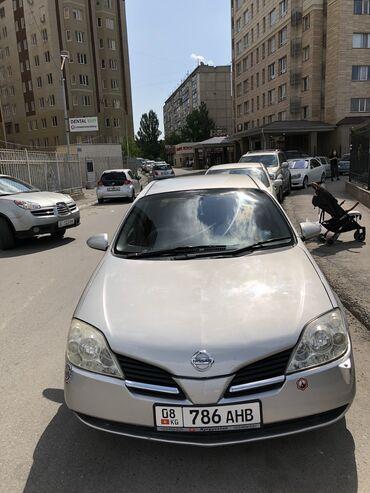 Автомобили - Кыргызстан: Nissan Primera 2 л. 2001 | 197000 км