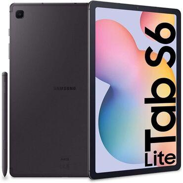 Samsung tab 2 10 1 - Азербайджан: Samsung Tab S6 Lite 10.4 düyüm EkranOxford Gray Rəngi4GB RAM 64GB