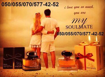 qadın oksfordları - Azərbaycan: My Soulmate Eau De Parfum Natural Sprey for Women xanım ətri