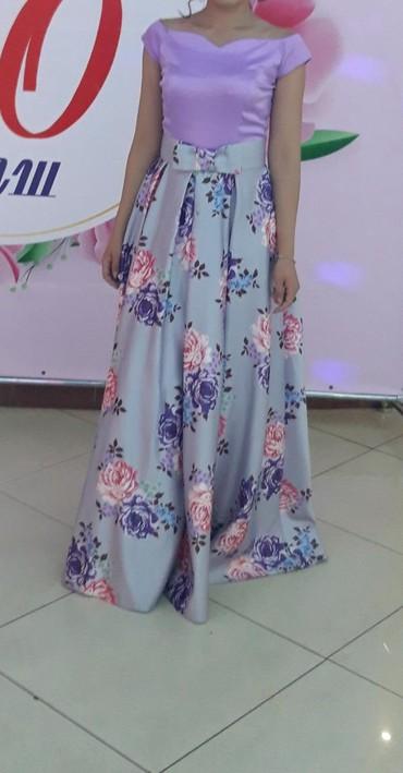 Платья - Кок-Ой: Продаю платье одевала 1 раз,44 размер прошу 2500