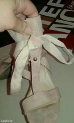 Sandale sa masnom lepo izgledaju na nozi br. 37 - Backa Palanka