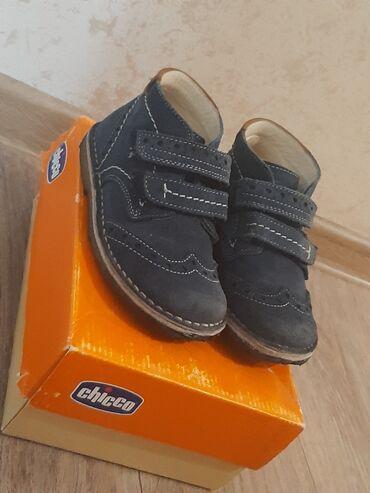 ортопедические ботинки для детей в Кыргызстан: Детские ортопедические ботинки Chicco оригинал,размер 27,носили мало