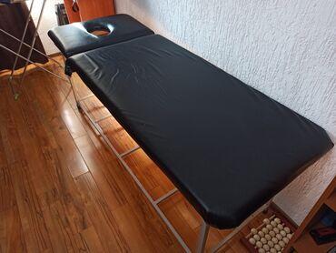 Кушетка для массажа массажный стол косметологическая кушетка