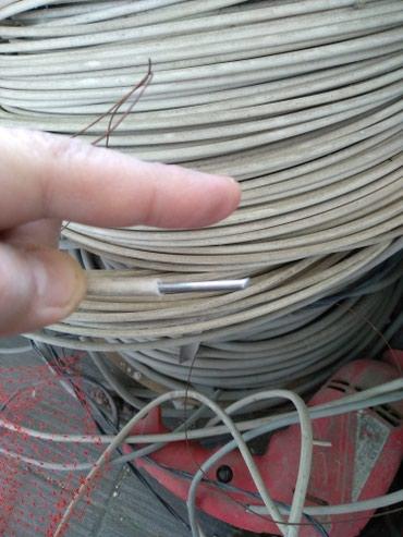 Bakı şəhərində Aliminum kabel 100metra.