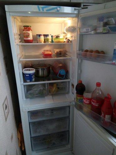 Продаю холодильник индезит в хорошем в Бишкек