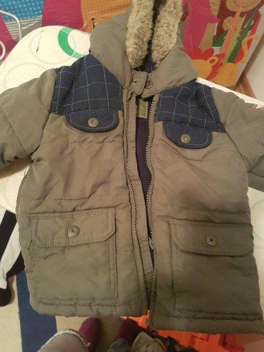 Decija zimska jaknica vel 68 - Belgrade