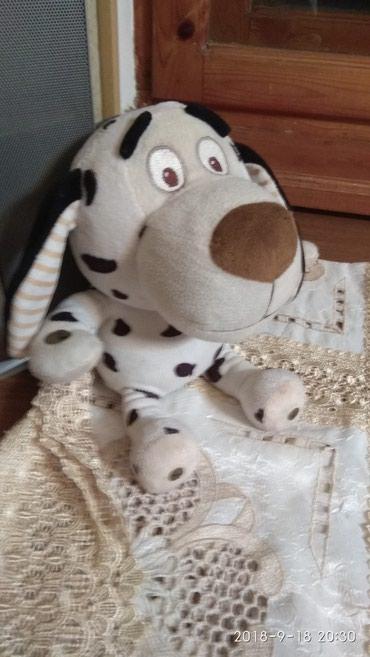советская мягкая игрушка в Азербайджан: Собака мягкая игрушка