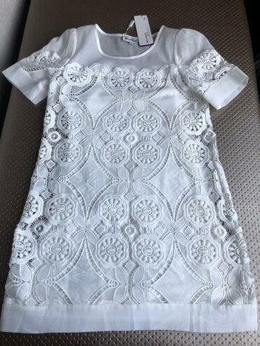 полосатая туника в Кыргызстан: Очень красивое платье-туника. Новая!!!