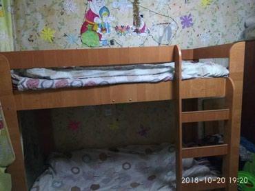 Срочно продам 2-х ярусную кровать в в Бишкек