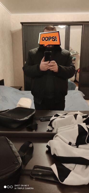 Без торга! Продам зимнюю новую, тёплую короткую куртку большой размер