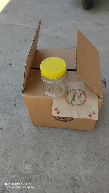 Коробка под мед и банки