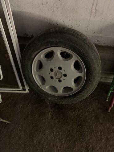 schetchik gorjachej vody 15 в Кыргызстан: Продаю диски ромашка на мерседес R 15, 4 шт., 2 из них на отличной