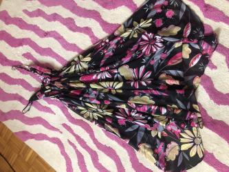 Letnja sarena haljina...velicina 36 ...novo - Kragujevac