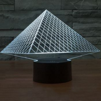 3D светильник-ночник. Приятное в Бишкек