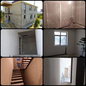evlərin alqı-satqısı - Biləsuvar: Fatmayida 3 mertebeli heyet evi satilir. Deniz panoramalidir. Yarim