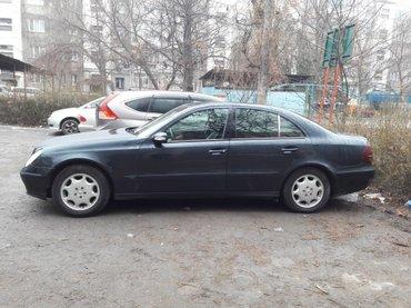 Mercedes-Benz E 220 2002 в Бишкек
