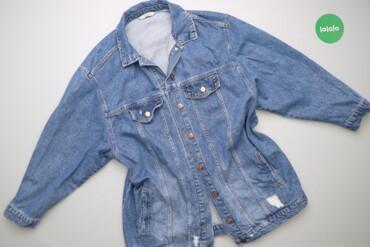 Женская одежда - Украина: Жіноча джинсова куртка Lc Waikiki, p. XXL    Довжина: 77 см Ширина пле