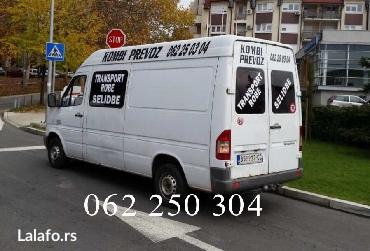 Selidbe,transport robe sa mojim ili vasim radnicima,rastavljanje i sas - Beograd