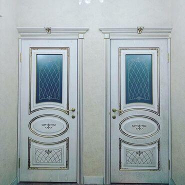 Установка межкомнатные двери и МДФ плинтуса аккуратно качестве год