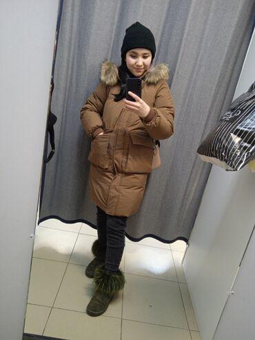 Продам куртку теплую покупала за 3500продам за 2500доставка бесплатная