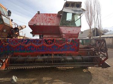 Комбайн нахаду ремонт жок жумушка в Чаек