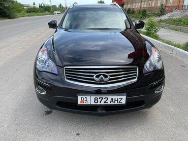 проекты домов бишкек 2017 в Кыргызстан: Infiniti QX50 3.7 л. 2017 | 67000 км