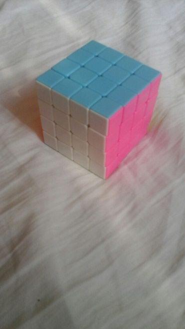 rubik - Azərbaycan: Kubik Rubik 4x4 Süper Fırlanır Təzədir Parçaları Əzilməyib. Əla