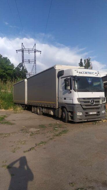 Транспорт - Каныш-Кия: Готов к рейсу находится в Бишкеке только ватс апп