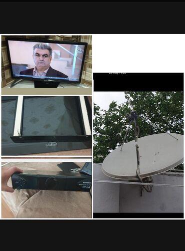 Tv,krosnu aparatı,tv aparatı ve alılığı.Hamısı burlikde 230 azn.Ünvan