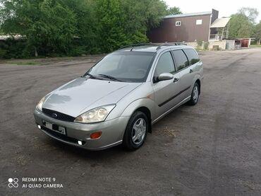 Транспорт - Кыргызстан: Ford Focus 1.6 л. 2003 | 21548 км