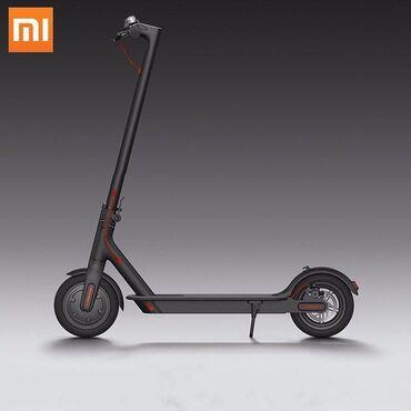 самокат scooter в Кыргызстан: Электросамокат MiJia M365 Smart Electric ScooterСкладывается самокат