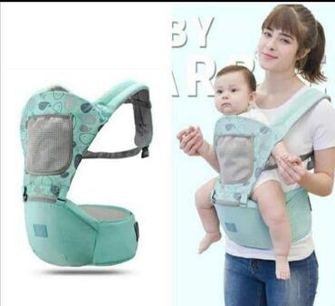 Prozračna ergonomska nosiljka za bebe min od 3.5 kg do max 20 kg