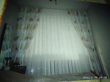 Шьем одежду на заказ любые - Кыргызстан: Пошив штор постельного белья на заказ любой сложности, индивидуальный