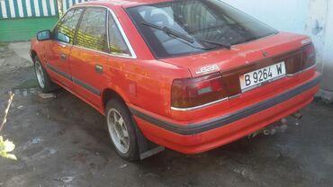 Транспорт - Таджикистан: Mazda 626 2 л. 1990 | 100000 км
